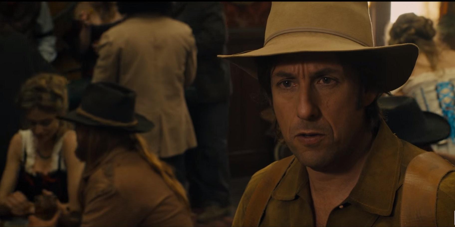 Netflix Debuts Trailer to New Adam Sandler Original, 'The Ridiculous 6'