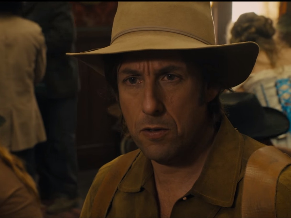 Netflix Debuts Trailer to New Adam Sandler Original, 'The Ridiculous 6'