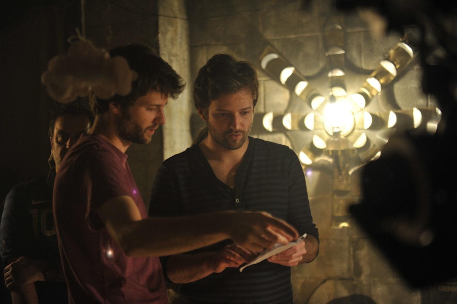 Matt and Ross Differ on the set of 'Hidden.'