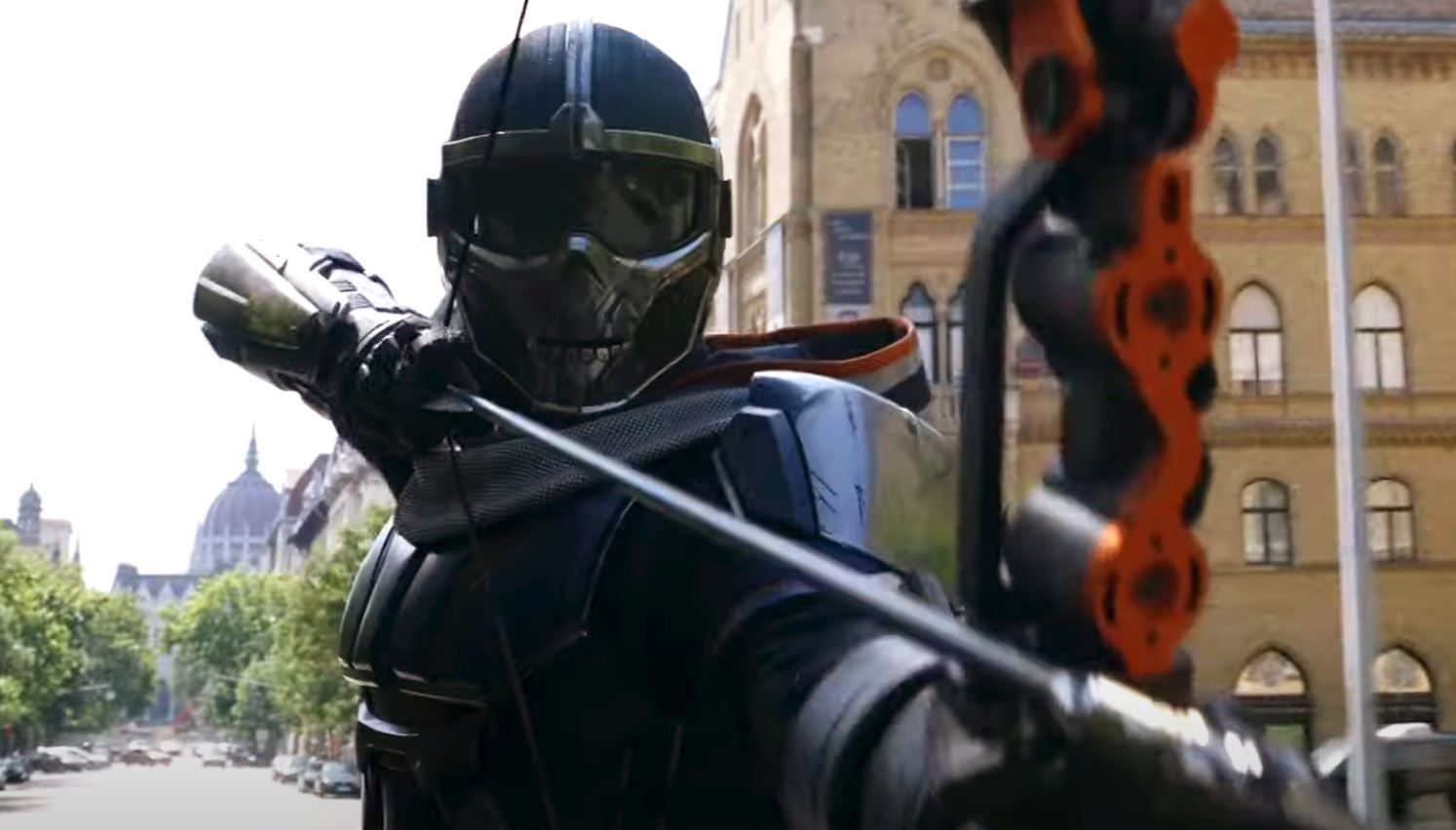 Black Widow Trailer Breakdown White Suit Teases A Bone