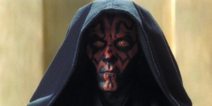 Star Wars Darth Maul