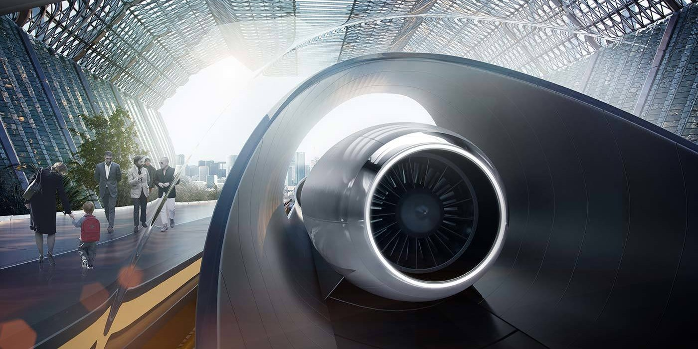 Is Hyperloop Transportation Technologies Just Vaporware?
