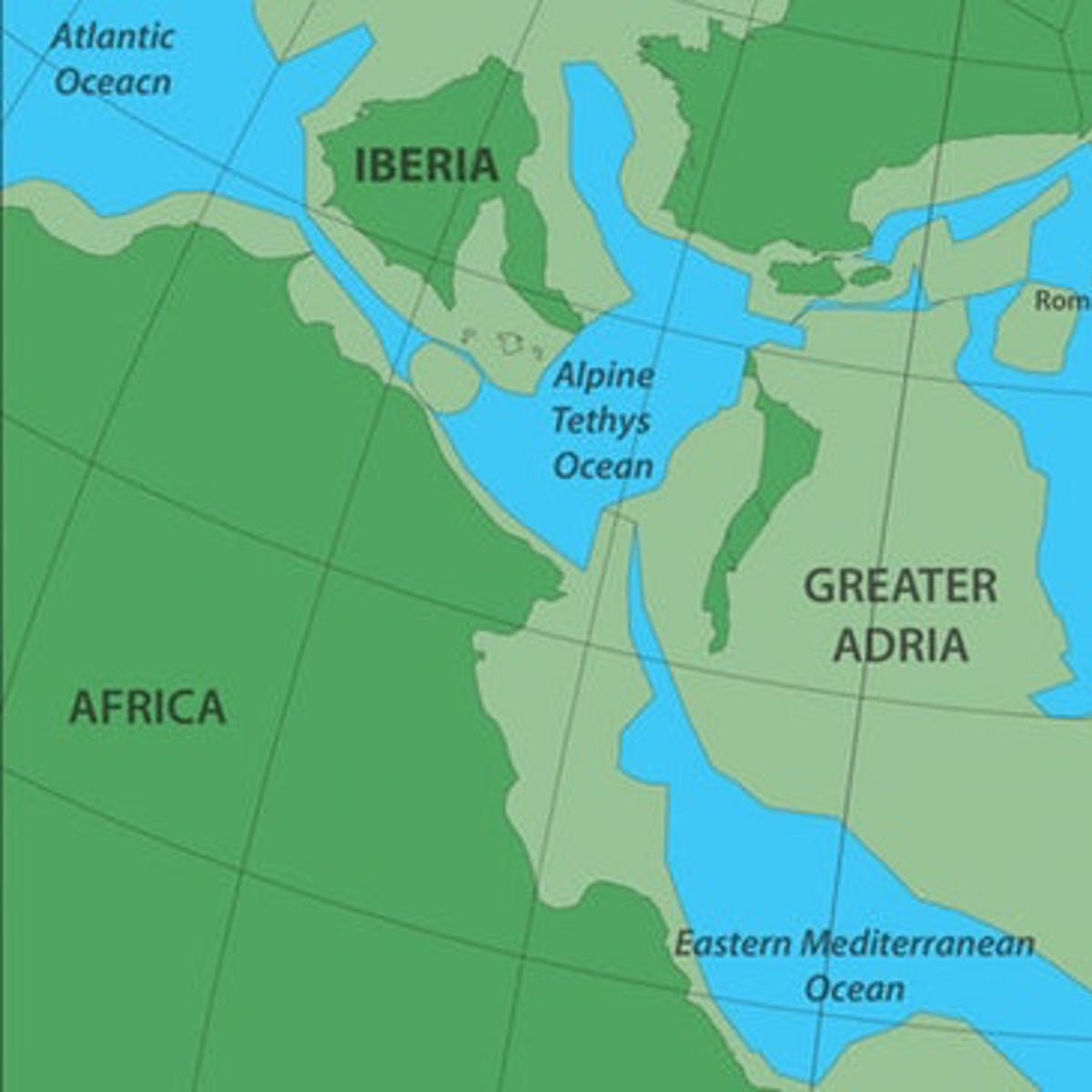 Inverse Daily: Meet the Lost Continent Buried Under Europe