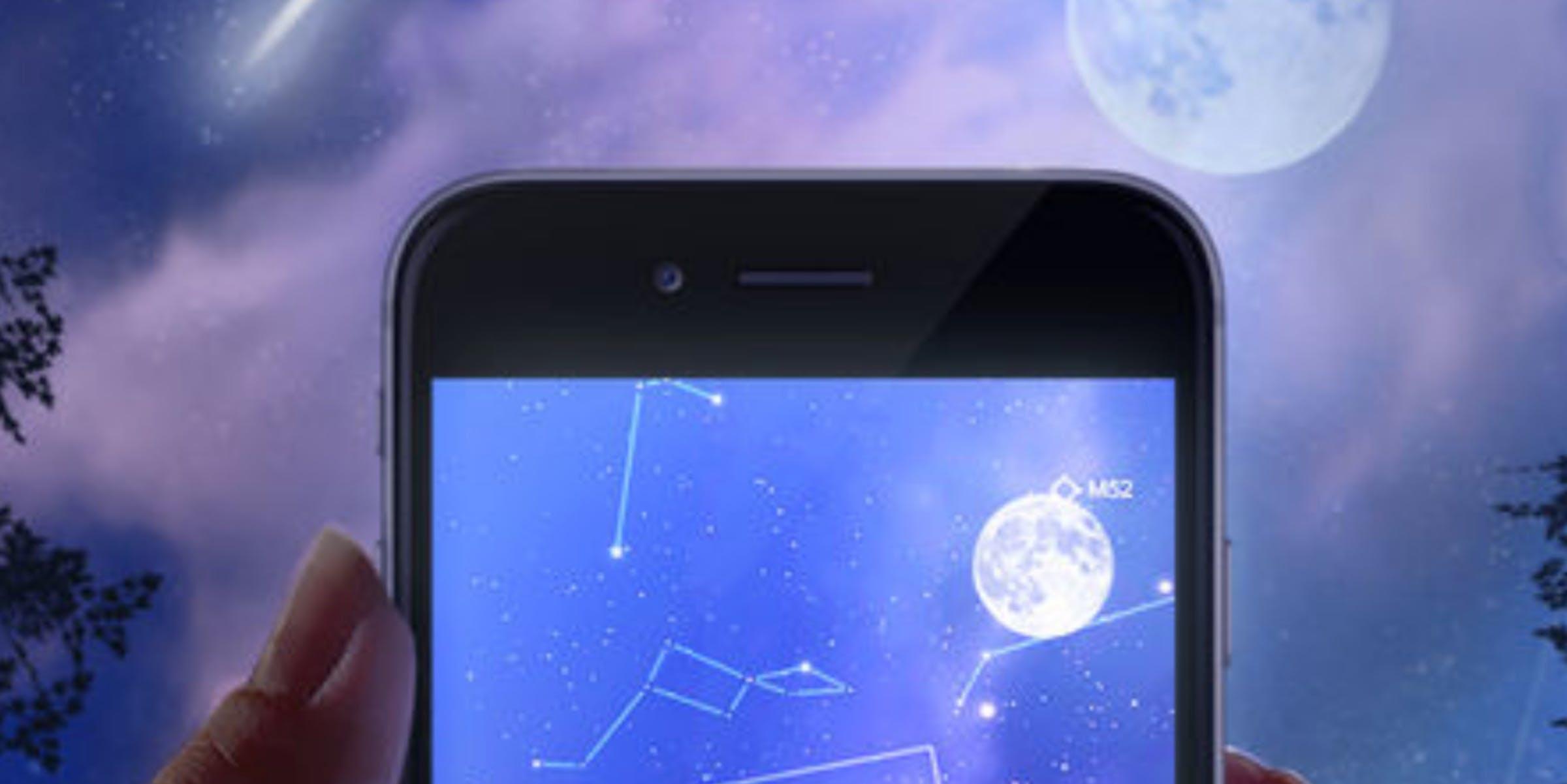 sky viewing app