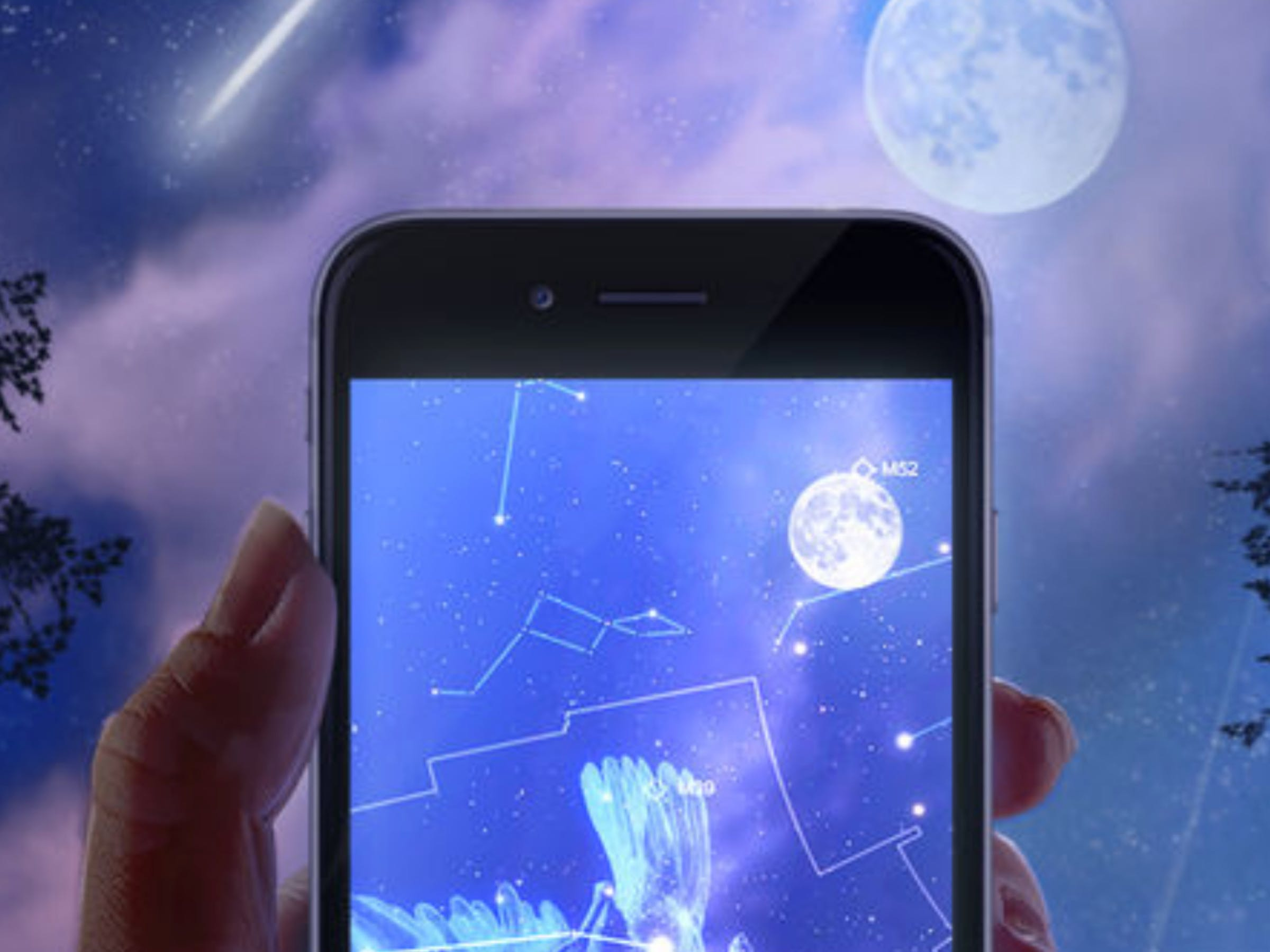 The 5 Best Stargazing Apps for iPhone and Android, 2018 ... Sky Maps Android on gmail android, google android, chrome android, game android, evernote android, skype android,