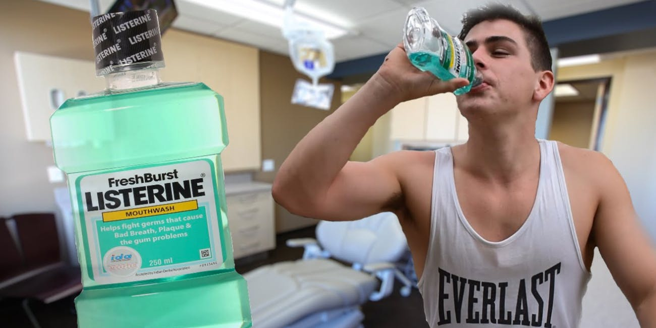 Listerine could be a prevention strategy for gonorrhoea.