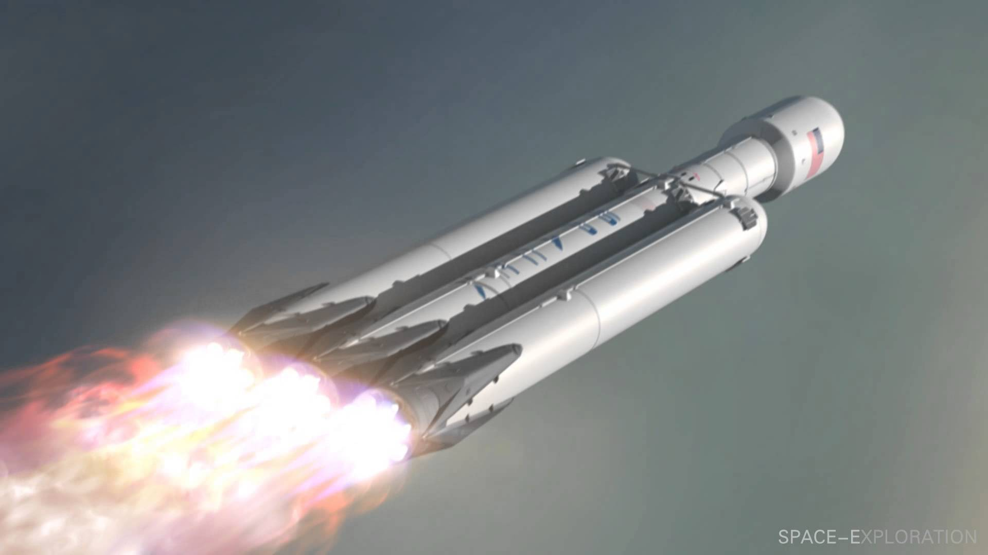 SpaceX Falcon Heavy: Mysterious Sighting Sparks Launch