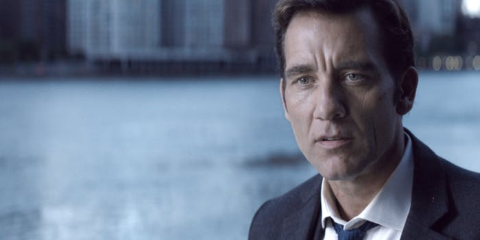 Clive Owen in 'Anon'