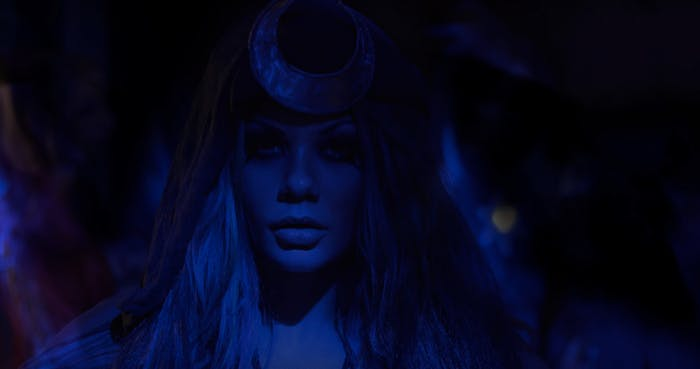 The Enchantress in 'Suicide Squad XXX'