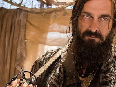 Ray Stevenson Talks Blackbeard, 'Black Sails,' and the Secret to Badassery