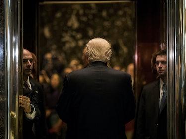 The Long-Distance Diagnosis of Donald Trump