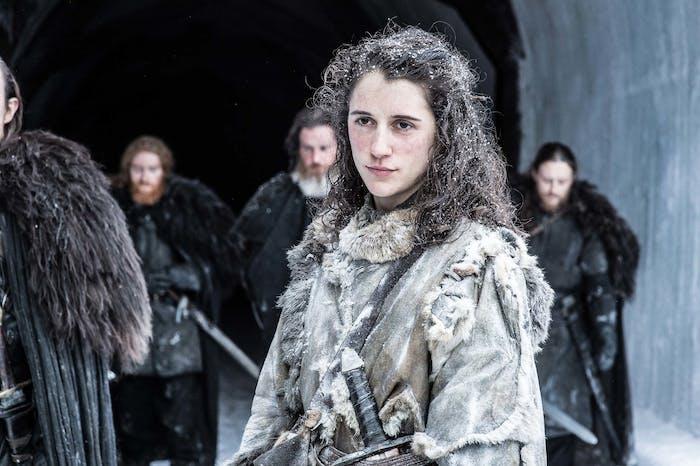 Ellie Kendrick as Meera Reed in 'Game of Thrones' Season 7