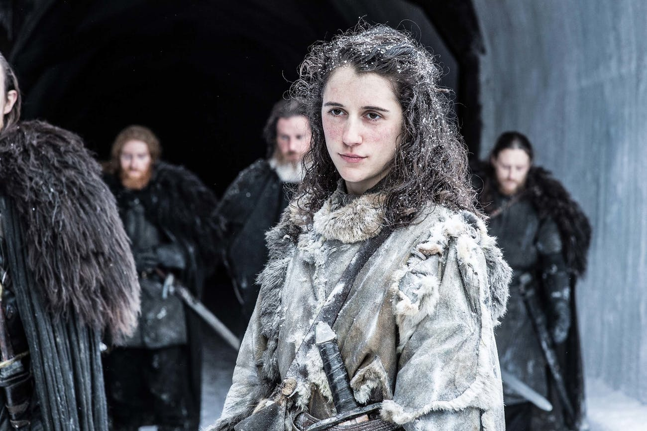 Ellie Kendrick as Meera Reed in 'Game of Thrones' Season 7