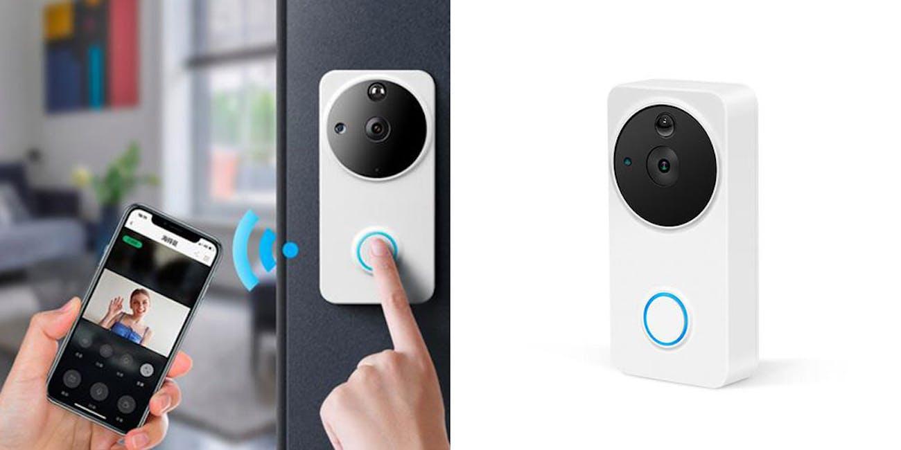 doorbell camera, hd doorbell camera, smarthome camera