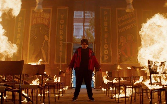 Firefist turns up the heat in 'Deadpool 2.'