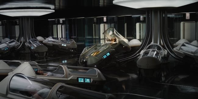 Chris Pratt in 'Passengers'