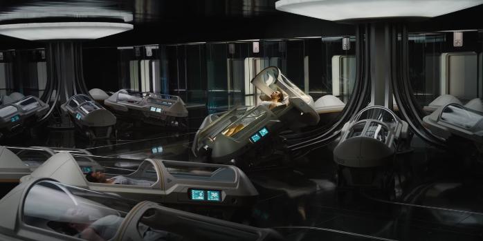 Chris Pratt in 'Passengers'
