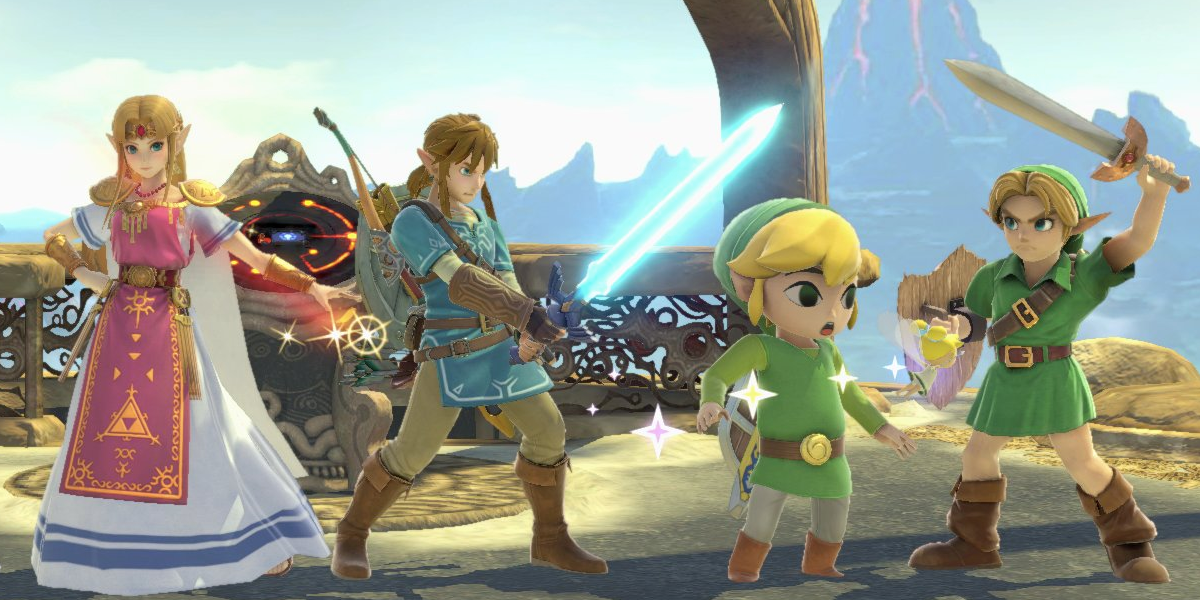 New 'Smash Bros. Ultimate' Tier List Reveals Which Version of Link Is Best