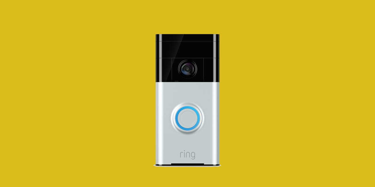 The Ring Video Doorbell