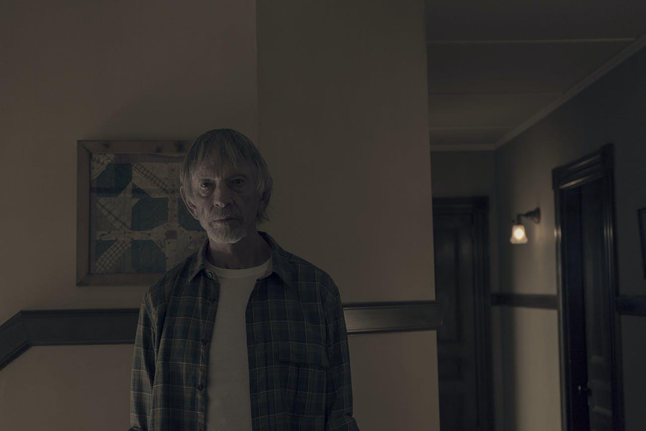 Scott Glenn as Alan Pangborn in 'Castle Rock.'