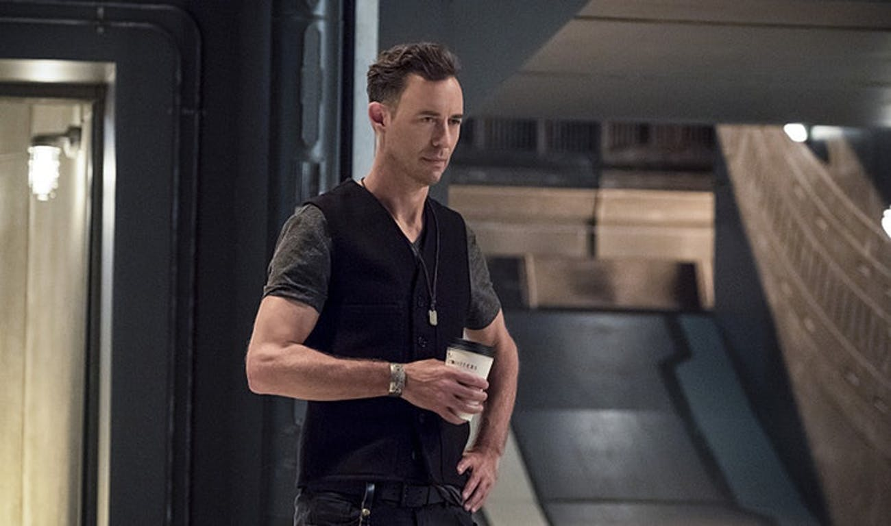 H.R. Wells from Earth-19 in 'The Flash' Season 3.