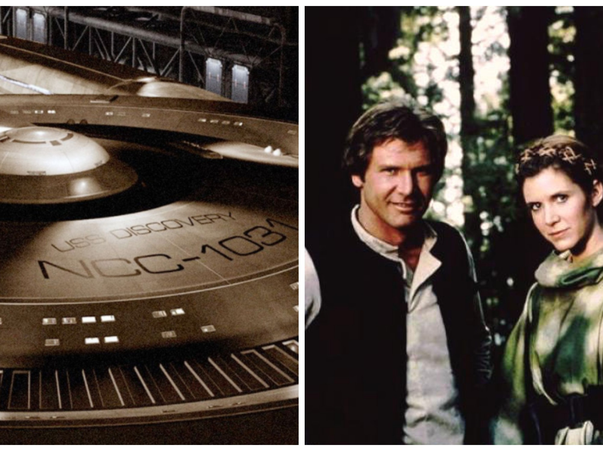 'Star Wars' Code Word Reveals 'Star Trek: Discovery' is Filming