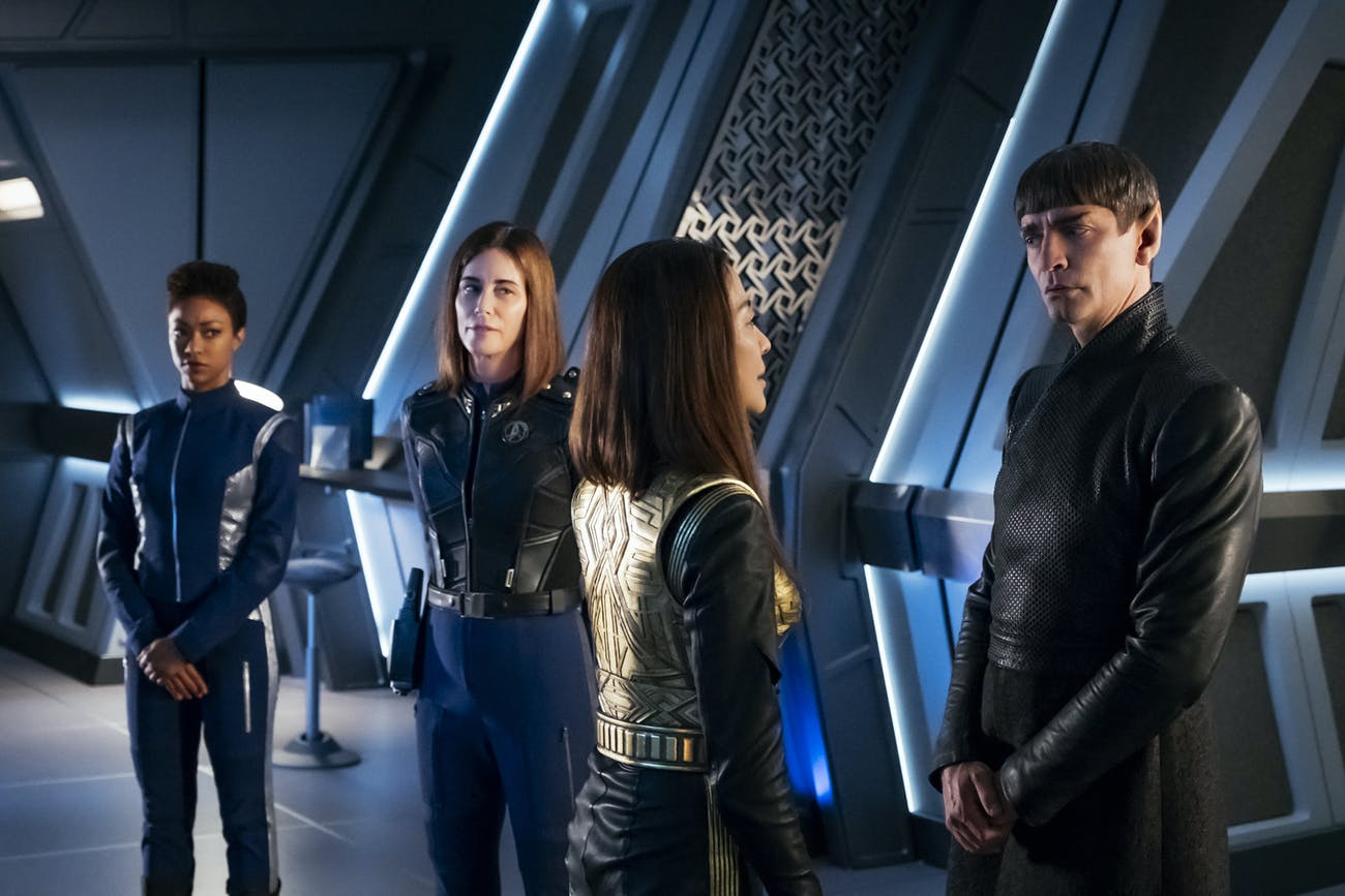 Star Trek: Discovery episode 14