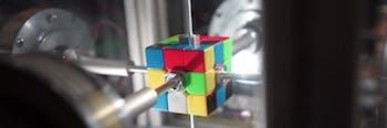 Rubiks Cube solving