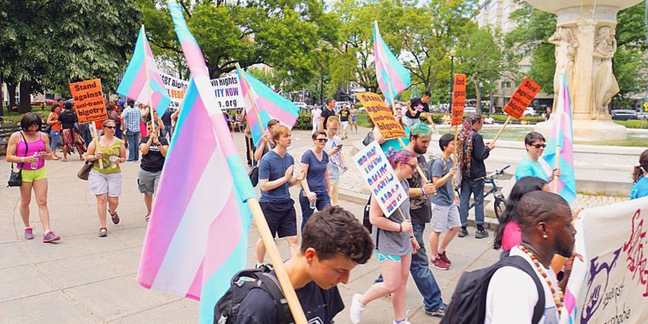 Trans Solidarity Rally