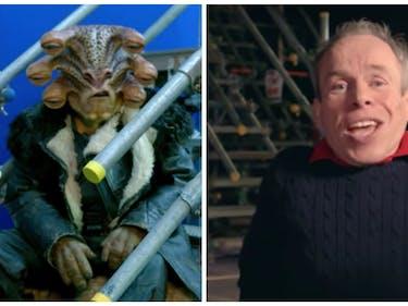 Warwick Davis Trolls 'Star Wars' Fans in New Han Solo Video