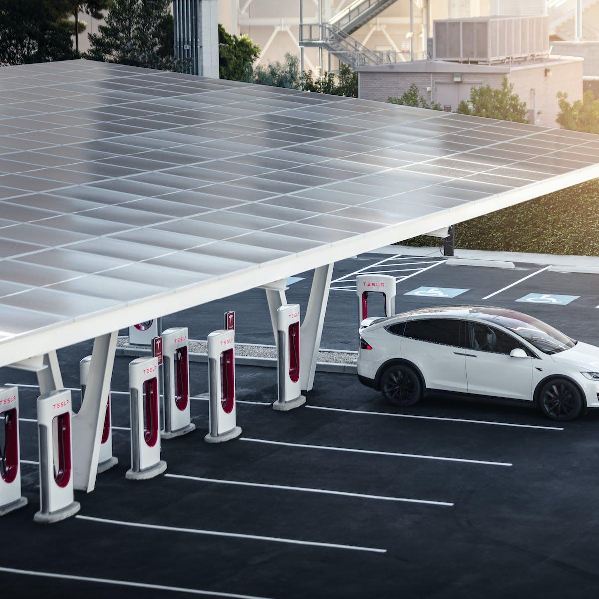 Tesla Supercharger V3: Futuristic Station Is Final Piece of Tesla Puzzle