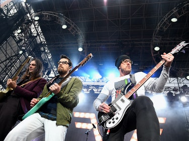 The Ticketmaster Voucher Event List Offers Weezer, Panic! At the Disco, Rascal Flatts