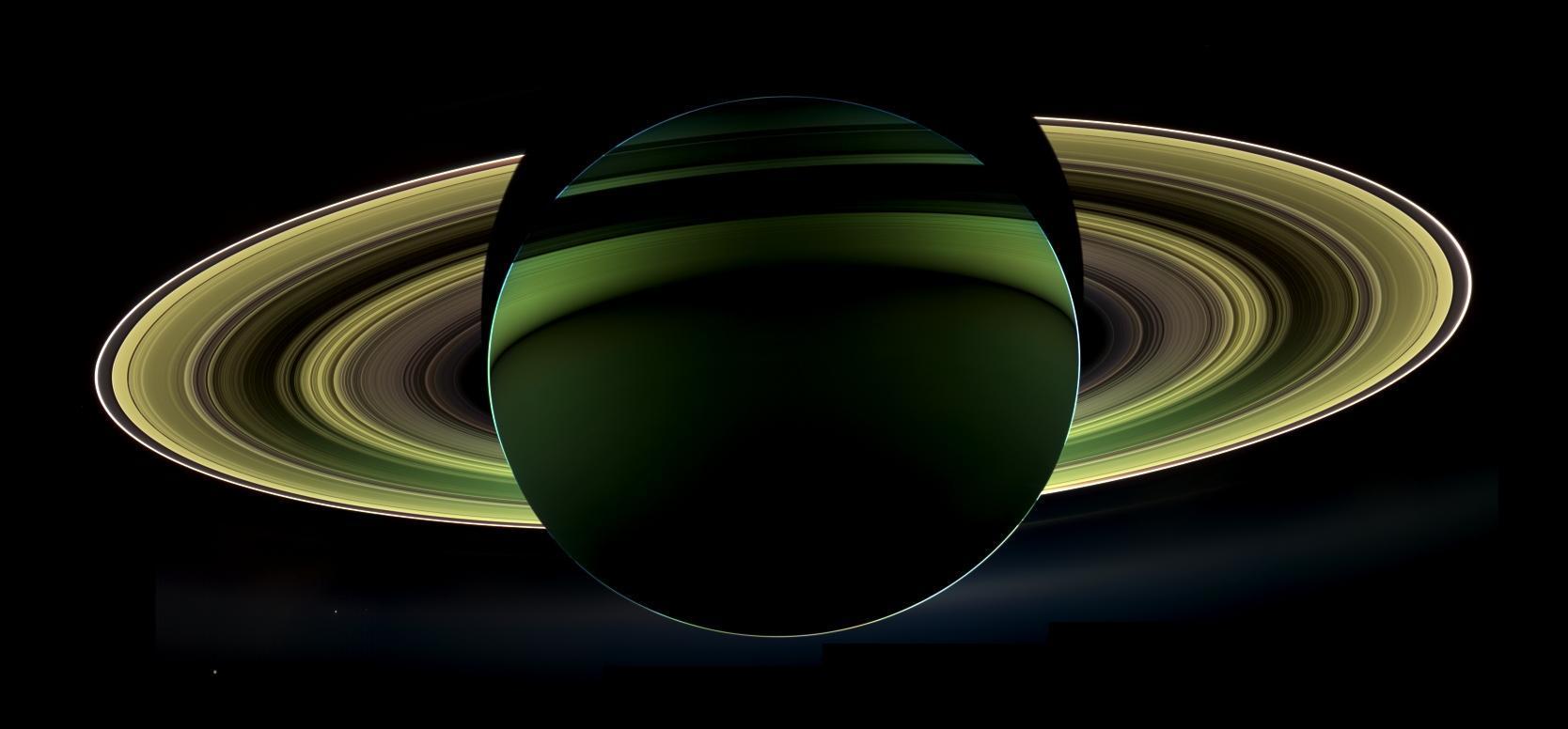 NASA's Cassini Found 'Kittens' in Saturn's F Ring | Inverse