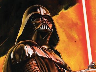 Darth Vader Comic Fixes the Most Embarrassing 'Star Wars' Moment
