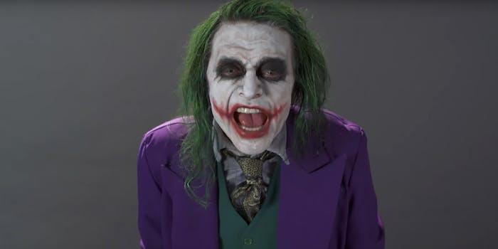 Tommy Wiseau Joker