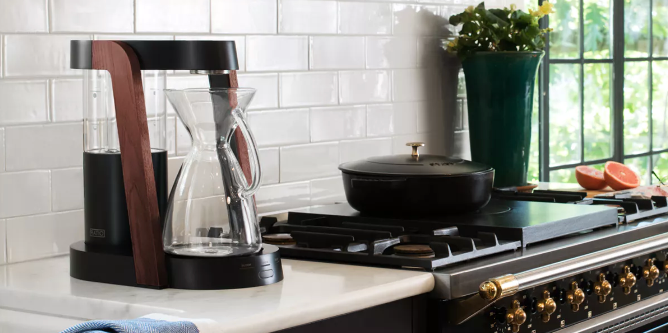 This Is the Most Beautiful Coffee Maker for Your Money