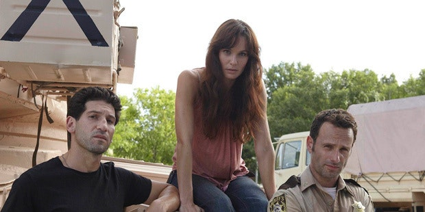 'The Walking Dead' Doesn't Get Sex Because it Fetishizes Apocalyptic Love