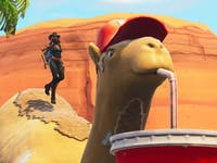'Fortnite' Camel