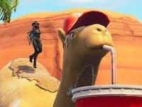 'Fortnite' Camel
