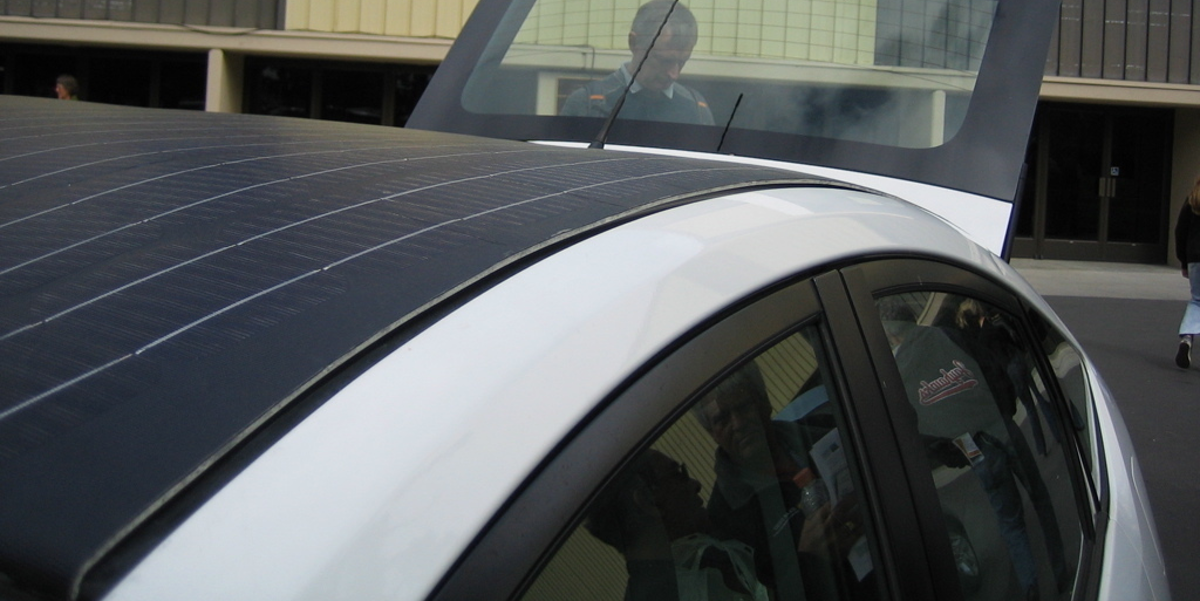 Panasonic S Slick New Solar Roof Is Perfect For The Tesla