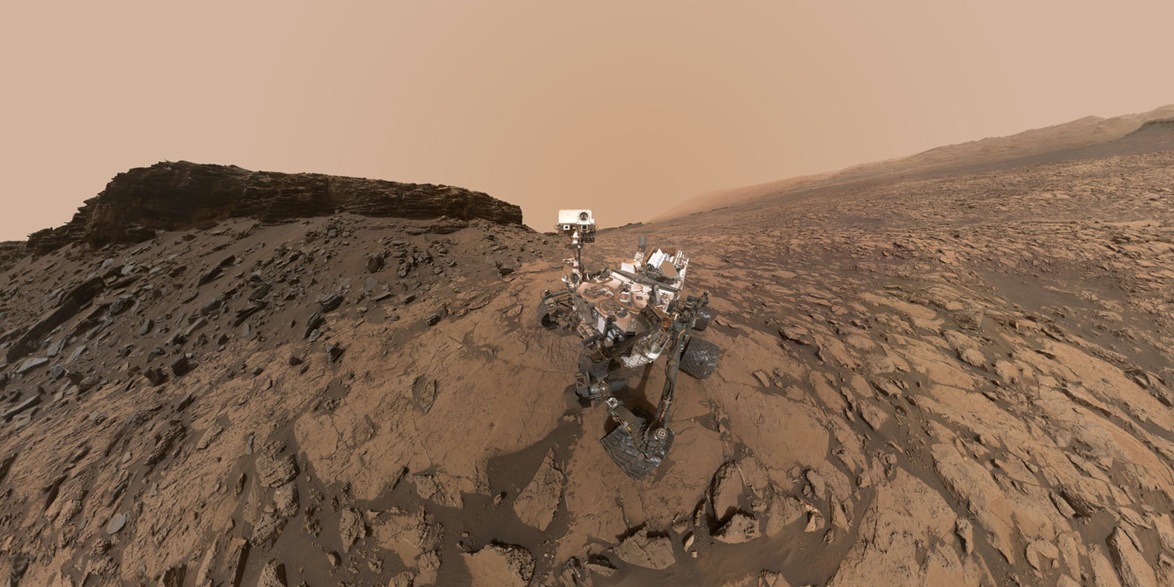 Curiosity Rover Might Just Explore Mars Forever at This Point