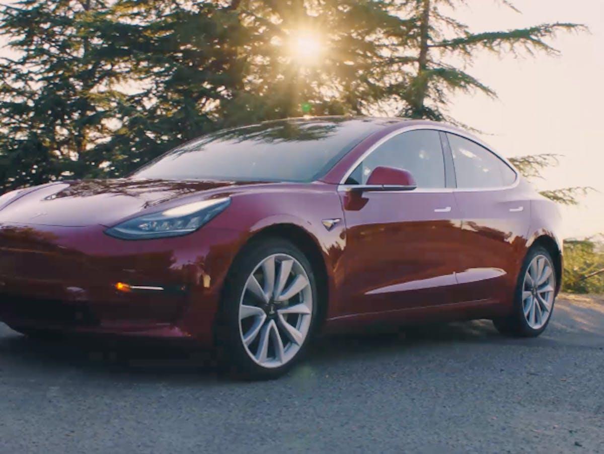 Tesla Model 3: Elon Musk's EV Just Got a Surprise Boost on Battery