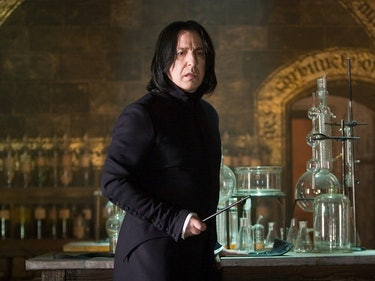 Fans Are Losing It Over This Snape Lives 'Harry Potter' Theory