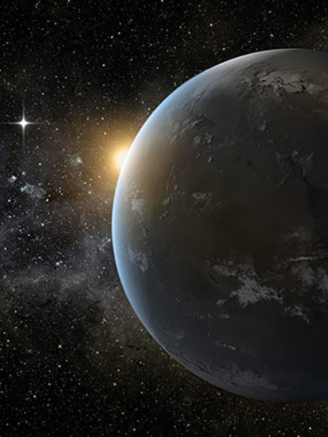 Planets like red dwarf star Wolf 1061's exoplanets may be colder and more habitable than previously thought.