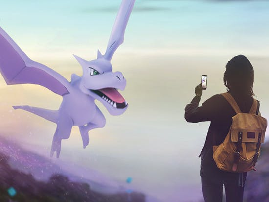 New 'Pokemon GO' Event Wants Players to Become Archaeologists