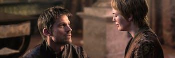 jamie cersei game of thrones