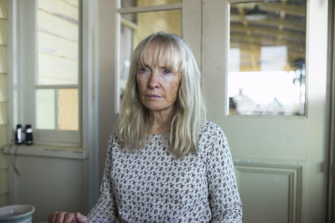 Lindsay Duncan as Grace in