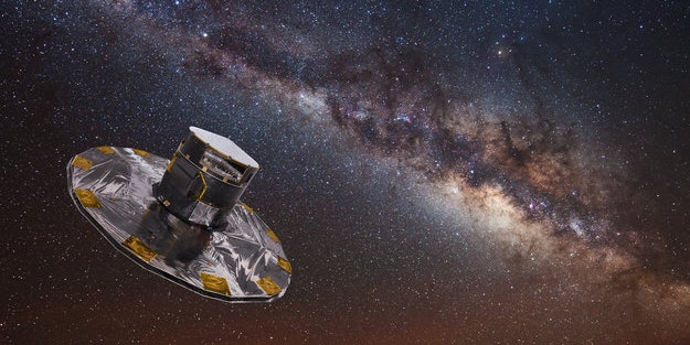 Image result for This Spacecraft is About to Drop a Ton of Data and Change Astronomy Forever