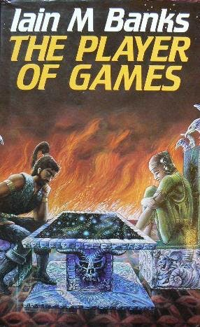 The Player of Games book cover.