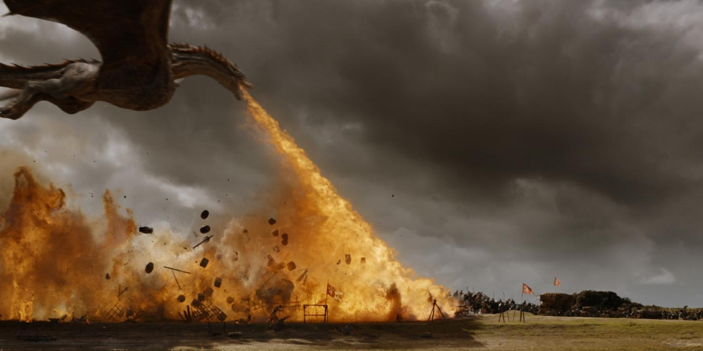 Can Dragon Fire Kill the Night King on 'Game of Thrones'? Probably Not
